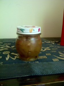 Watermelon Rind Pickle